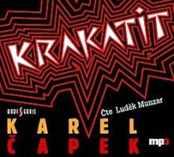 MP3 Krakatit  - Karel Čapek